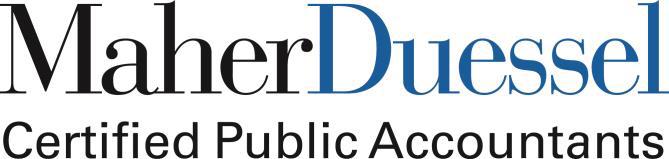 Maher Duessel logo